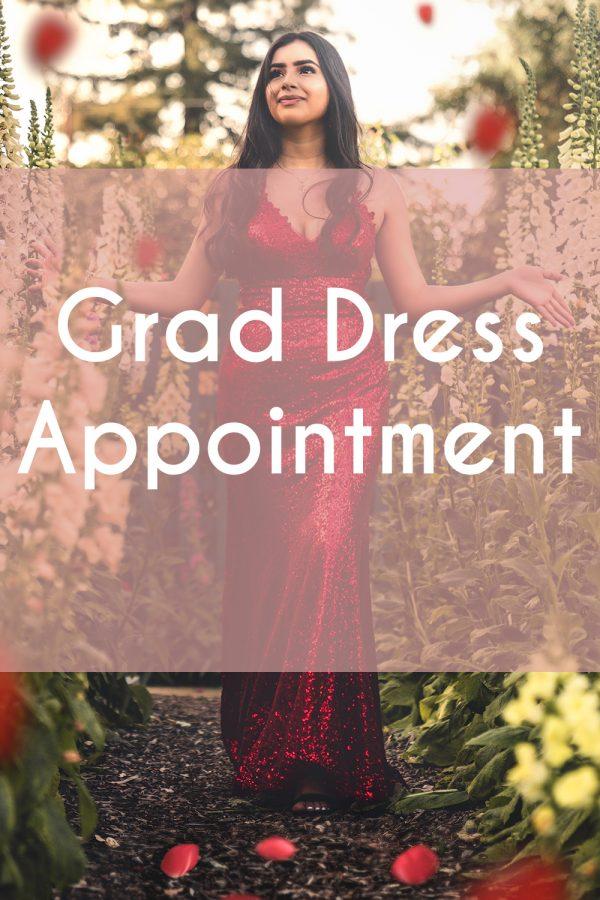 Grad Dress Appointments