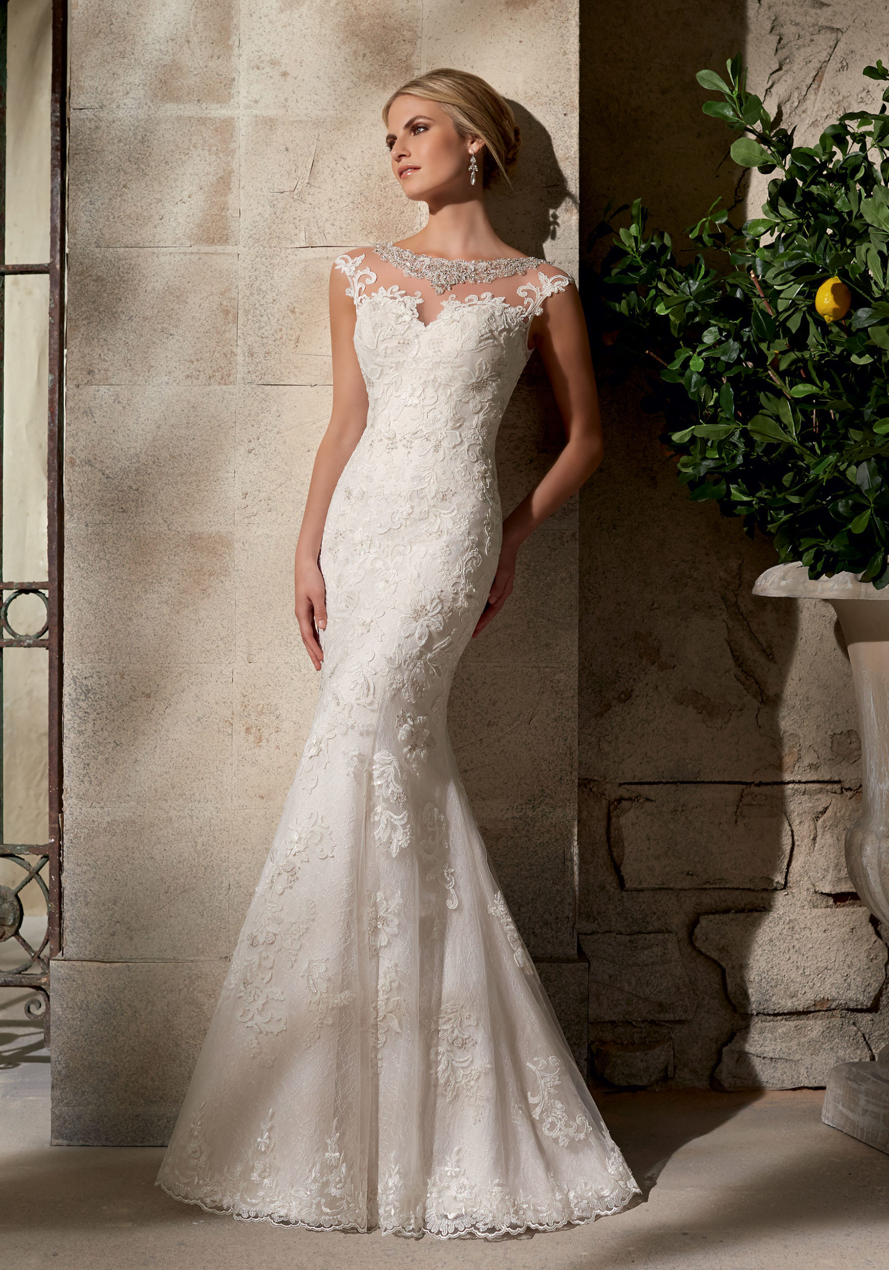 Wedding Dress New With Tags Size 20 Mori Lee